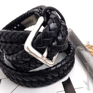 F O S S I L • Maddox Braided Leather Belt